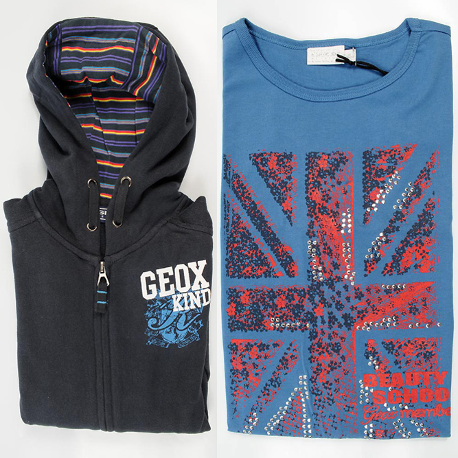 Geox junior clothing