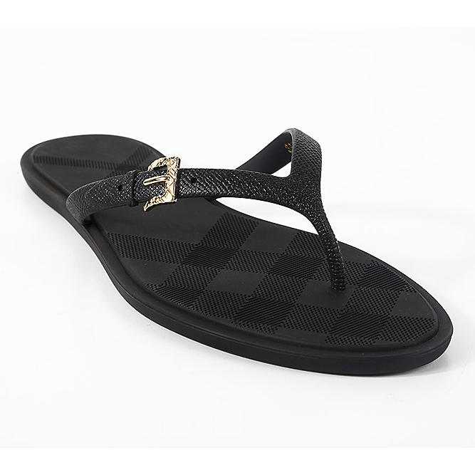 Burberry men flip flops