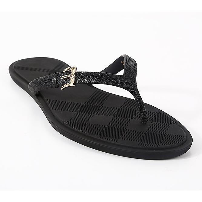 Burberry men flip flops