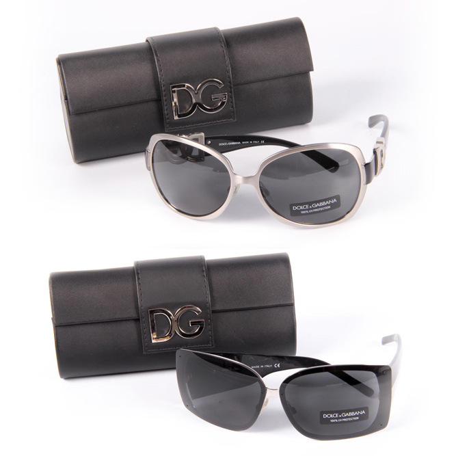 Dolce & lunettes de soleil Gabbana