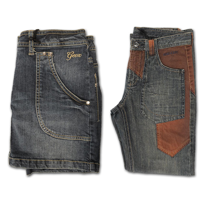 GEOX初中牛仔裤