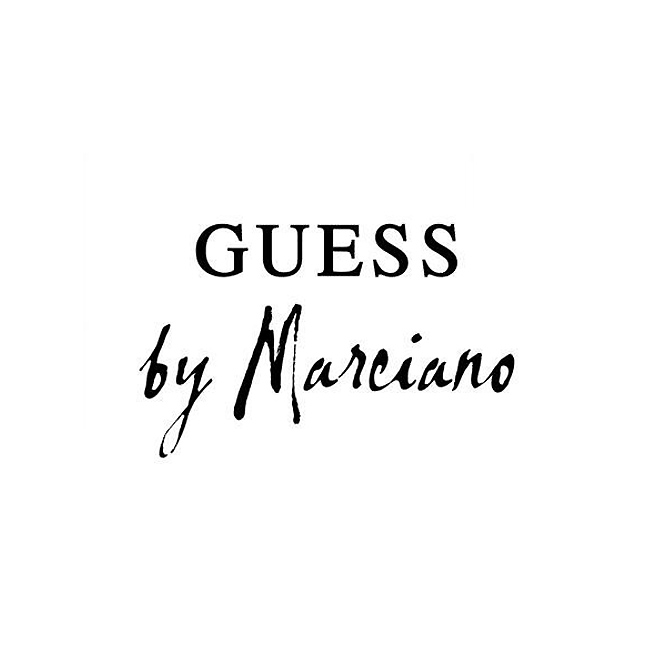 Logo Guess by Marciano bags, shoes, accessories and clothing