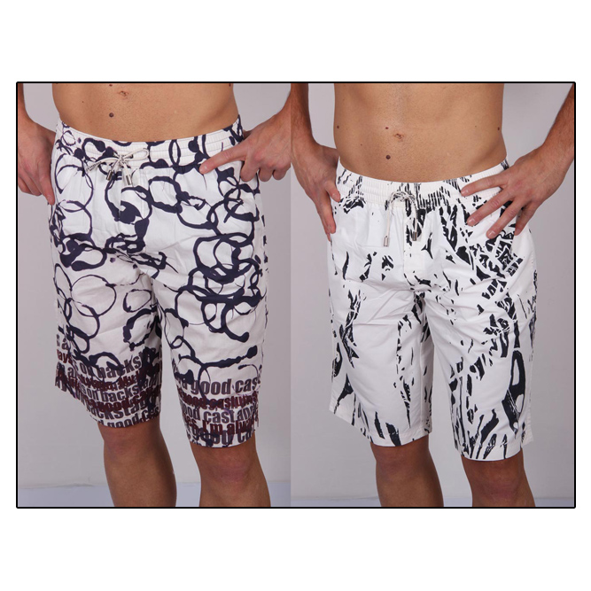 Dolce and Gabbana men beachwears