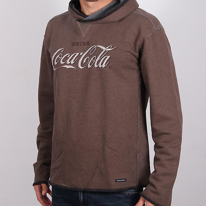 Dolce & Gabbana men's Coca Cola sweaters