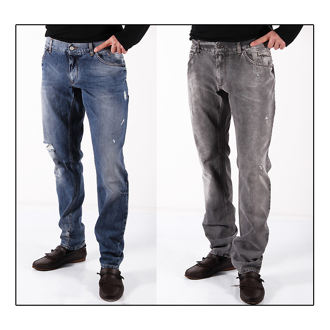 Dolce and Gabbana men jeans