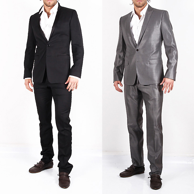 Dolce and Gabbana men suits