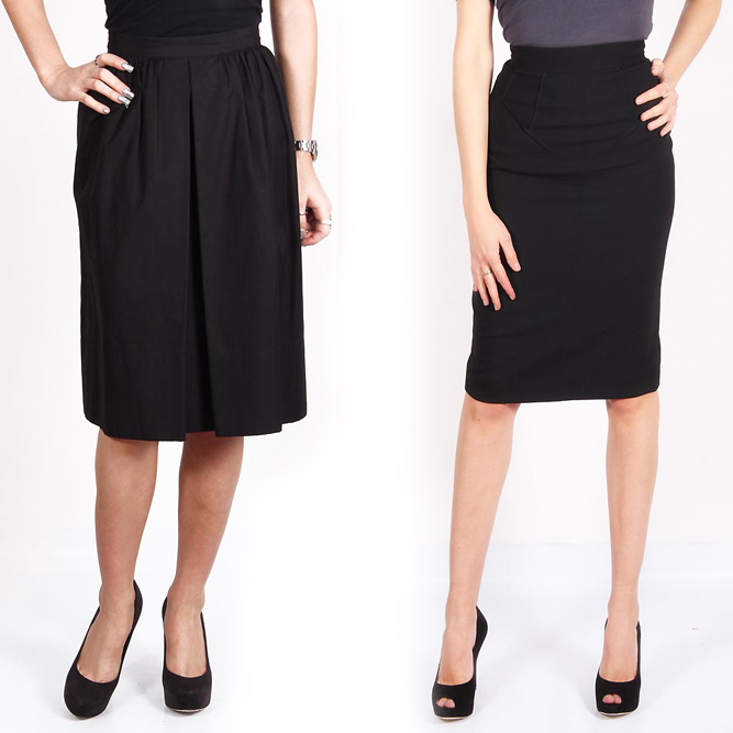 Dolce and Gabbana women skirts