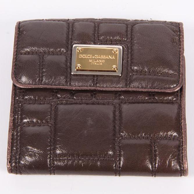 Dolce and Gabbana women wallets
