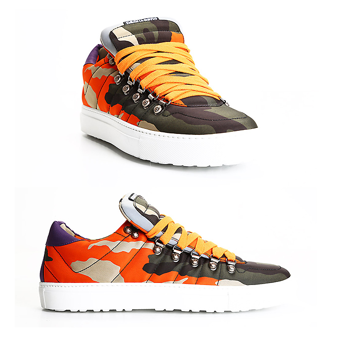 Dsquared2 men tennis shoes