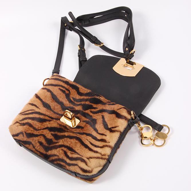 Sergio Rossi women handbags tiger