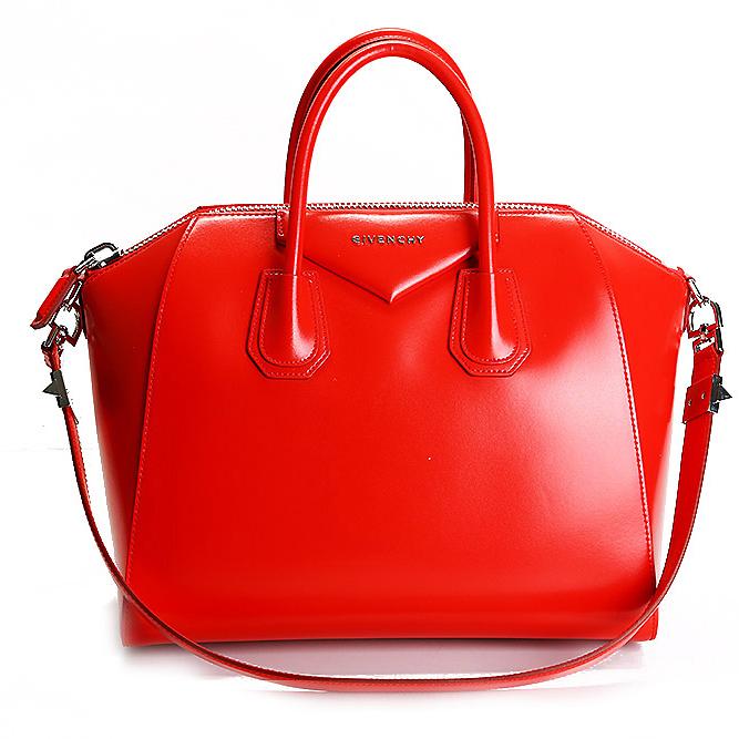 Givenchy women bags Antigona reds colors