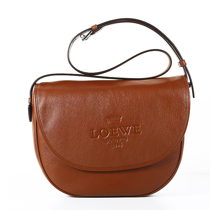 Loewe women bags brown color