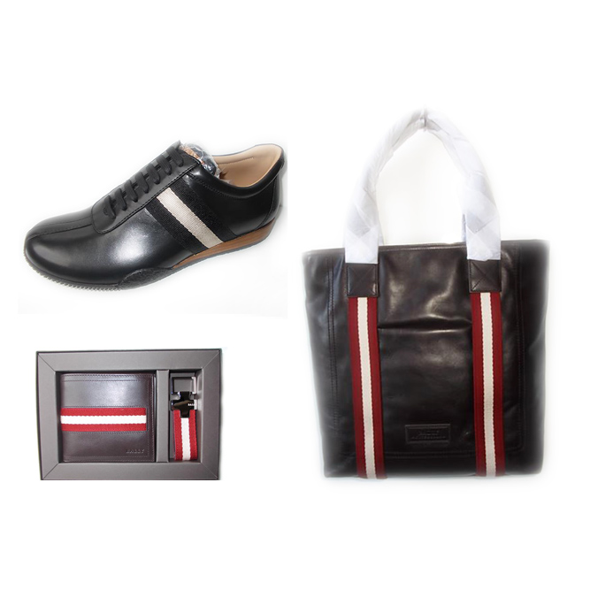 Bally shoes, bags and accessories