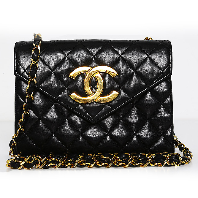 Chanel women vintage bags