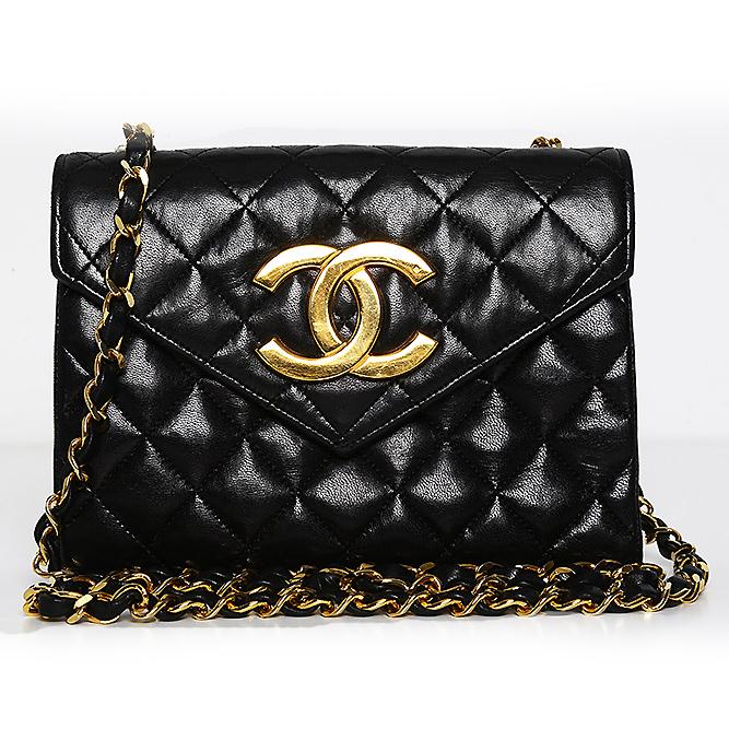 Chanel women vintage bags
