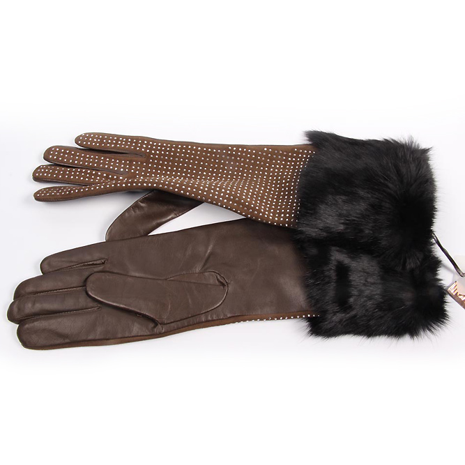 Roberto Cavalli womens gloves