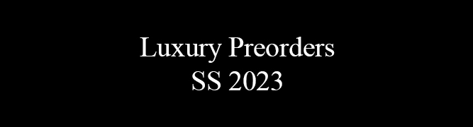 Luxury Preorders