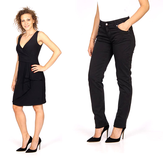 Armani collection woman clothes