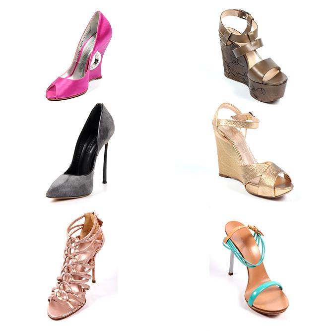 Casadei woman shoes