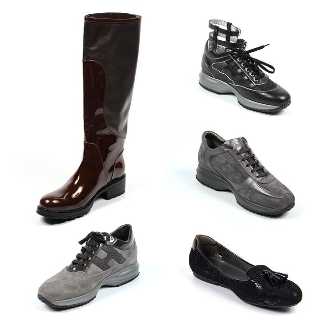 Hogan woman shoes