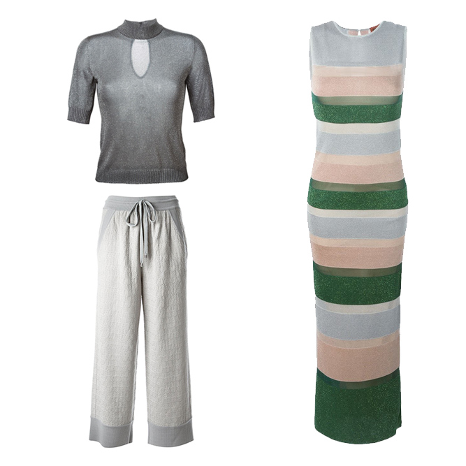 Missoni woman clothes