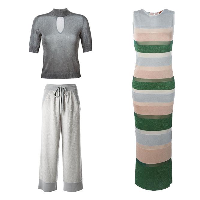 Missoni woman clothes