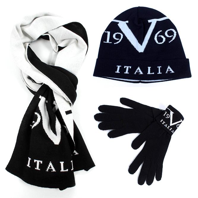 19v69 man gloves, hats and scarves