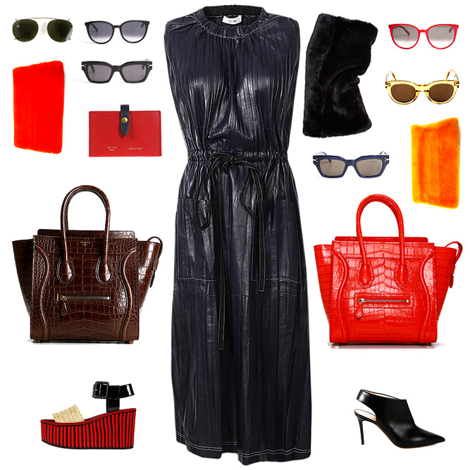 Celine woman accessories, bags, clothes and shoes