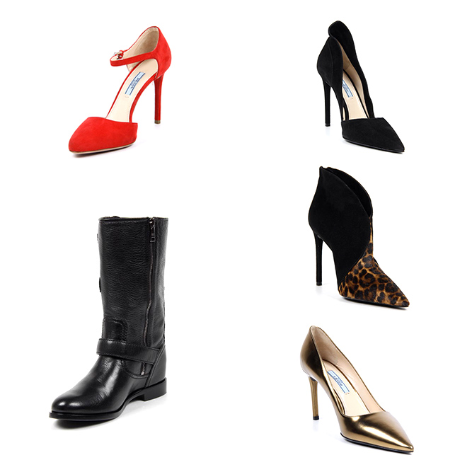 Prada woman shoes