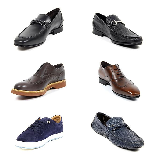 Salvatore Ferragamo man shoes