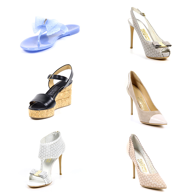 Salvatore Ferragamo woman shoes
