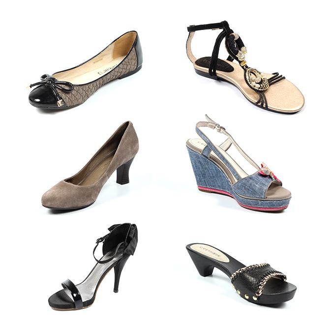 Cafè Noir woman shoes