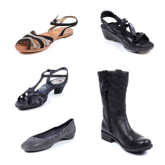 Camper woman shoes