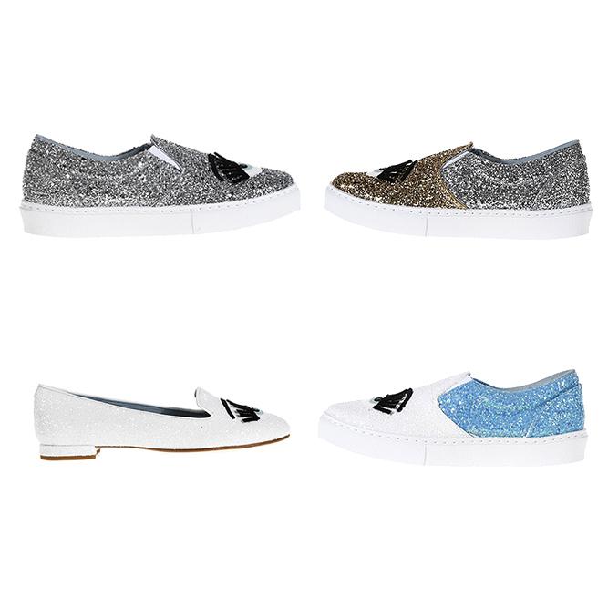 Chiara Ferragni woman shoes
