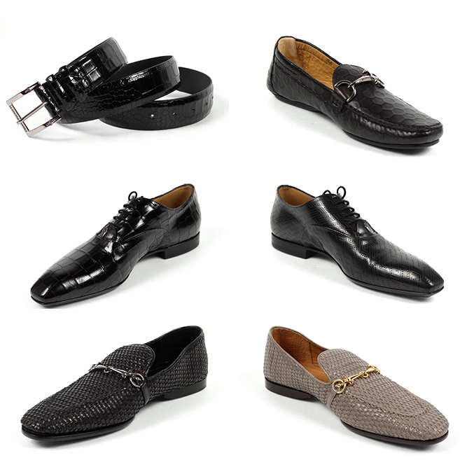 Cesare Paciotti man accessorie and shoes
