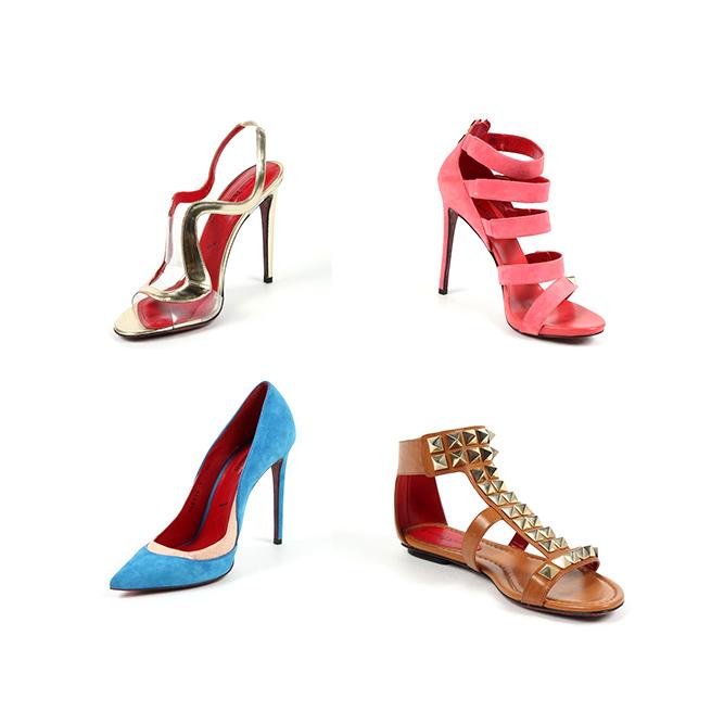 Cesare Paciotti woman shoes