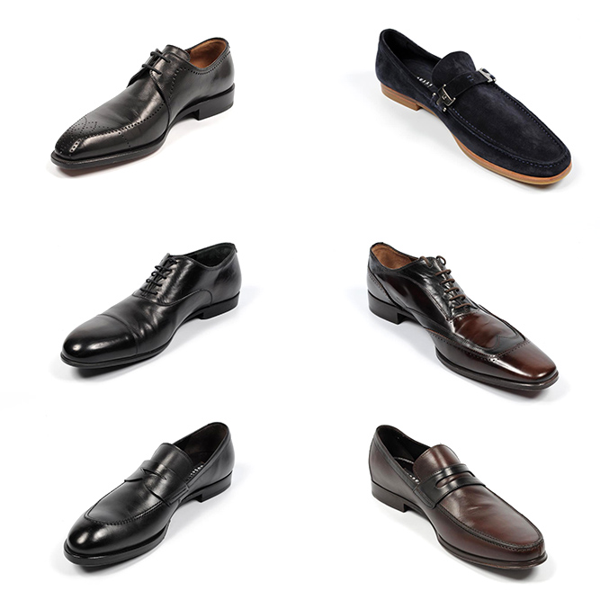 Fratelli Rossetti man shoes. Wholesale stock of designer