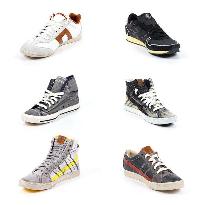 Diesel man shoes