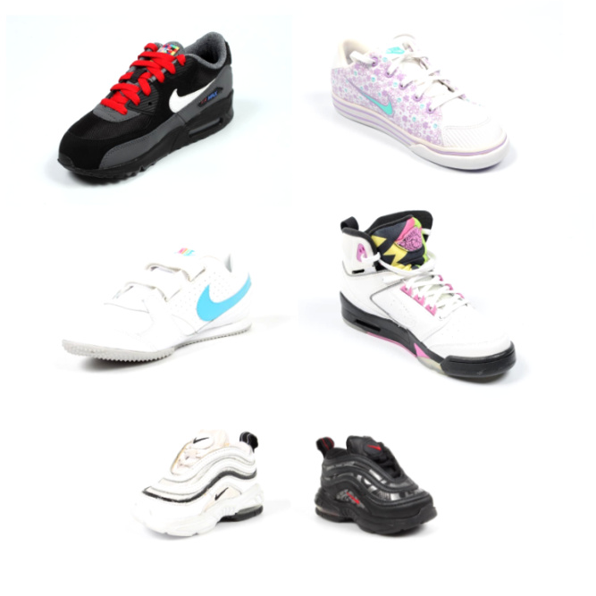 Nike Junior Shoes 09132016 inm
