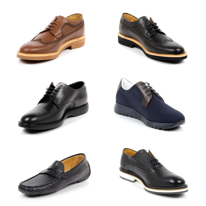 armani man shoes