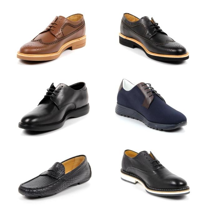 armani man shoes