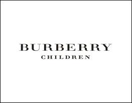 BURBERRY KIDS FW-2019-20.