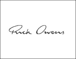 RICK OWENS WOMAN FW-2020.