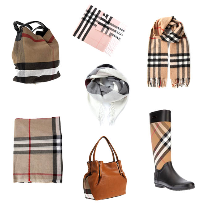 Burberry woman