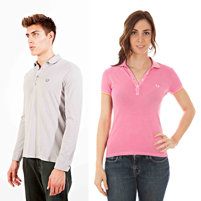 Fred Perry - Stock for E-Commerce
