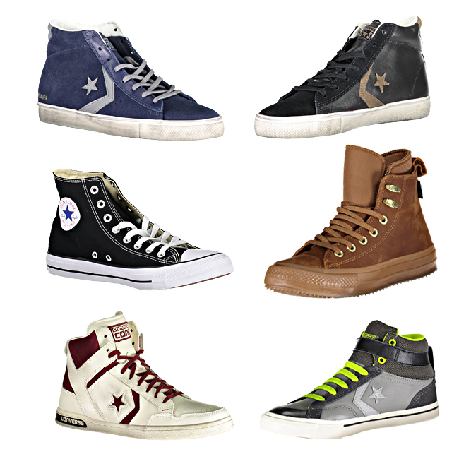 Converse - Stock for E-Commerce