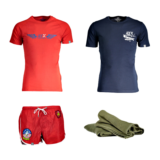 Avirex clothes and beachwear