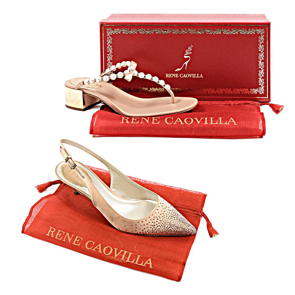 Rene Caovilla Woman - Top Price
