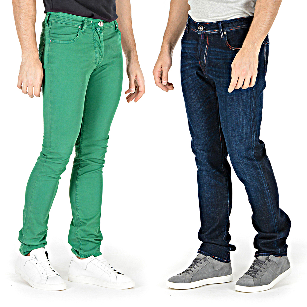 Jacob Cohen pants and jeans