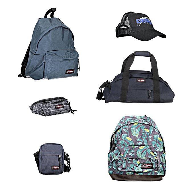 Eastpak - Stock for E-Commerce